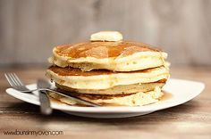 Pancakes from a box of mix are easy, but from scratch pancakes can be, too! My foolproof pancake recipe creates thick, fluffy pancakes that are better than any you'll get from a box! Below, I'll share...