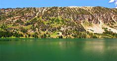 Aneroid Lake, NE Oregon