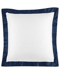 Ralph Lauren Langdon Border Collection, Polo Navy - Bedding Collections - Bed & Bath - Macy's