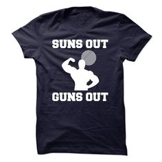 Suns out Guns out T-Shirts, Hoodies. VIEW DETAIL ==►…