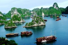 Overnight Halong Bay Cruise with Hanoi Hotel Pickup Explore the amazing natural wonder of Halong Bay on this two-day cruise through the jade green waters of this UNESCO World Heritage site. Cruise to the far-most corners of the bay on a traditional wooden junk ship, visit fishing villages and kayak past jungle-clad karsts towering up from the water.Day 1: Hanoi - Halong Bay [L, D]7:45am - 8:20am: Our tour guide will pick you up from your Hanoi hotel located in the Old Quarter....