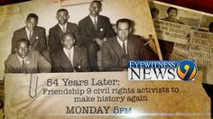 Friendship 9 | Friendship 9 changed history 54 years ago in Rock Hill