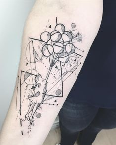Creative geometric piece