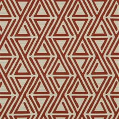 Triangle Maze Currant Contemporary Upholstery Fabric by Robert Allen - SW29821 - Fabric By The Yard At Discount Prices
