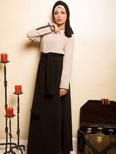 Hourya Abaya | Dibaj Fashion Abayas | 2Hijab