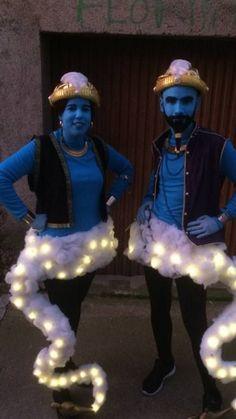 Aladdin genie costume #Women #Fashion