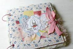 """Купить Альбом для маленькой принцессы """"Мечтай"""" в интернет магазине на Ярмарке Мастеров"""