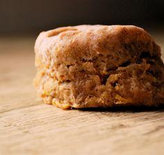 Pumpkin Buttermilk Biscuits.