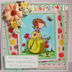 Louise Forsyth - Punknscrap: Anything Goes at Bizzy Becs