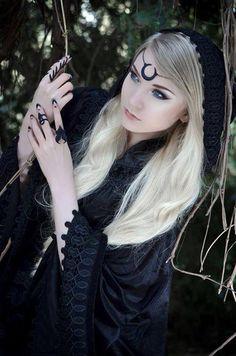 Model/Hair&Makeup/Edit: Maria Amanda Clothing:... - Gothic and Amazing