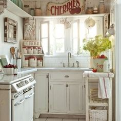 Kitchen for a Small Cottage. I want