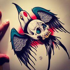 make a cool tattoo