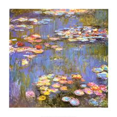 Building his own garden was definitely worth while to create masterpieces like this. Thank you Claude Monet.