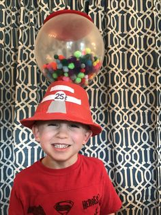 crazy hat day remembering dr seuss create crazy hats crazy hat rh pinterest com