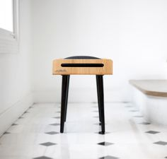 NEW Stool / Seat / stool / Ottoman / bench made of by Habitables