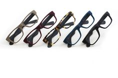My soon to be new glasses! Either in red or blue.