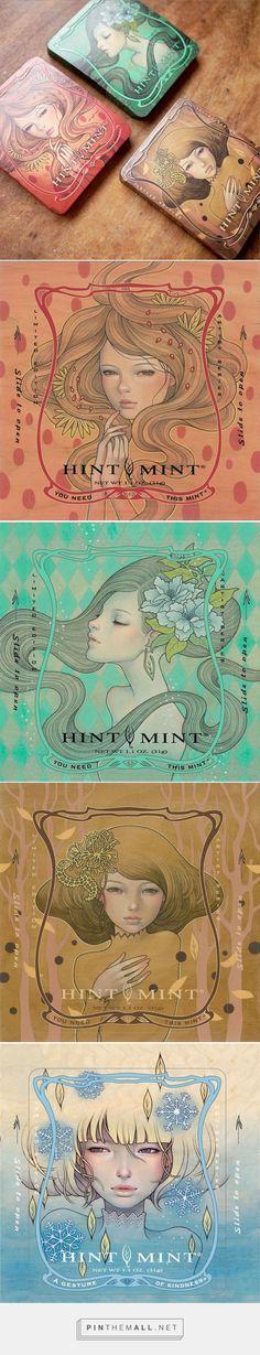 Hint Mint: Audrey Kawasaki Series