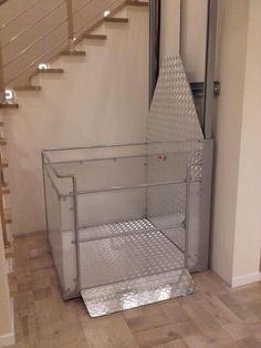 Plattform, Aufzug, Fahrstuhl für Behinderte (Handicap) | eBay