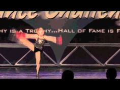 Hot Note/ Autumn Miller/ Jazz Solo 2011 one of auties first competition dances