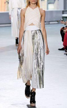 Proenza Schouler  Trunkshow Look 21 on Moda Operandi