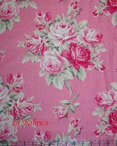 avav rose fabric pink