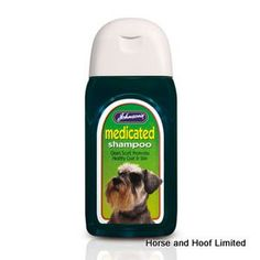 JVP Medicated Shampoo For Dogs VP Medicated Shampoo clears scurf promotes…