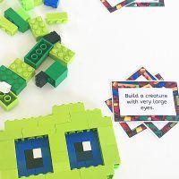 Printable Lego Challenge Cards