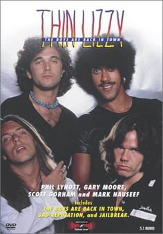 The Boys Are Back in Town / Thin Lizzy
