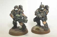 Post with 369 views. Tempestus Scions - The 306 Warhammer 40k Memes, Warhammer Models, Warhammer 40000, Warhammer Imperial Guard, 40k Imperial Guard, Future Soldier, Military Armor, Space Wolves, Warhammer 40k Miniatures