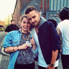 Liam today (15/04/2014)