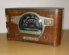 Antique ZENITH 6 S 532 tube radio wood case cabinet restoration parts | eBay