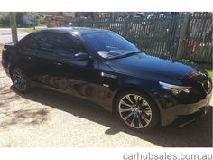 2007 BMW M5 E60 Manual MY07 Sydney - CarHubSales.com.au