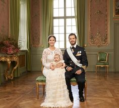 H.K.H. Prins Alexanders dop i Drottningholms Slottskyrka 9 september 2016…