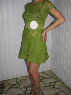 romantic simple dress