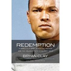APU alum & Olympic gold medalist Bryan Clay releases his book, Redemption.