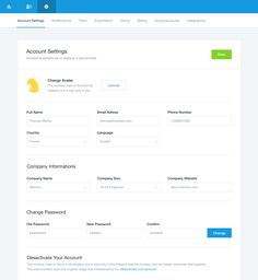 New Settings ⚙🔐 Material Design Web, Form Design Web, App Design, Web Dashboard, Dashboard Design, Ui Web, Website Layout, Web Layout, Wireframe