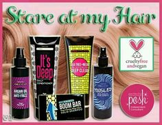 Pamper your hair!  Tea tree and Neem is so awesome!  www.perfectlyposh.com/poshbyjenn