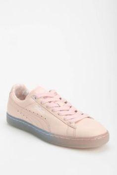 Puma X Sophia Chang Classic Pink Basketball Sneaker