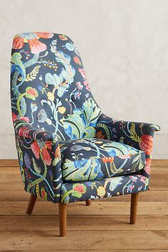 Printed Alistair Chair