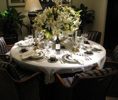 Table Setting Ideas Tips For Best Restaurants Tables Designs Beautiful Settings