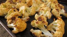 Roasted Cauliflower Poppers  + Ideas to get kids to eat more veggies:   I like: Roll the dice: When I serve a veggie/fruit they don't care for, we have the kids roll the dice and they need to eat the number of bites that shows up.