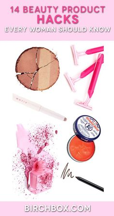 How to make your beauty products go the extra mile, like using lip balm to tame your brows!