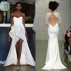 Brautkleid für die Widder-Frau | Welches Brautkleid passt zu welchem