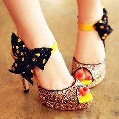 Beautiful High Shoes For Girls 2014 Beautiful shoes collection