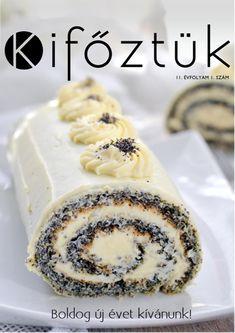 Home - Kifőztük Hungarian Desserts, Hungarian Recipes, Cake Recipes, Dessert Recipes, Good Food, Yummy Food, World Recipes, Winter Food, Fudge