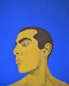 Debut Contemporary | Self Portrait by Sassan Behnam Bakhtiar