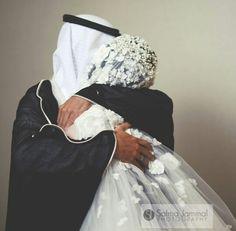 Wedding Dress With Veil, White Wedding Dresses, Muslim Couple Photography, Wedding Photography, Arab Couple, Arab Wedding, Wedding Bride, Arab Fashion, Muslim Couples