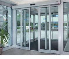 "The shop automatic sliding doors give your shop a modern look. It is also kind of give a. Read more at given link: ""Shop Automatic sliding door"" Automatic Door, Automatic Sliding Doors, Upvc Sliding Doors, Types Of Doors, House Window, Doors Interior Modern, Making Life Easier, Door Design, Doors Interior"