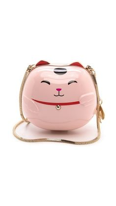 Kate Spade New York Hello Tokyo Lucky Cat Minaudiere