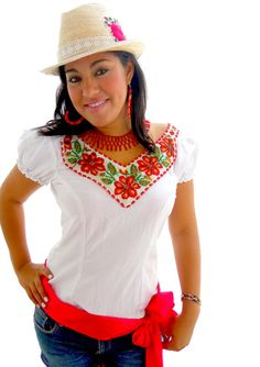 Gypsy Mexican Handmade Embroidered Chaquira by elizabethpalmer, $199.00